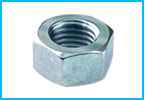 hex nuts precision fasteners manufacturers exporters in india punjab ludhiana